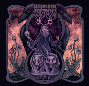 MAMMOTH STORM - ALRUNA LP (Argonauta Records)