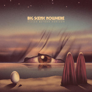 BIG SCENIC NOWHERE - VISION BEYOND HORIZON LP