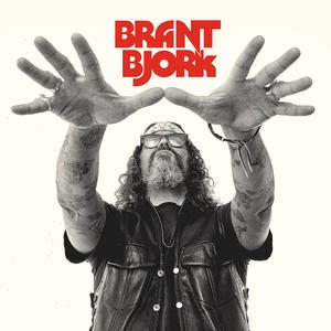 BRANT BJORK - BRANT BJORK 2020 LP(SPLATTER RED OR BLACK VINYL)