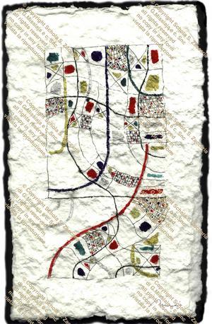 Il tappeto di Arlecchino