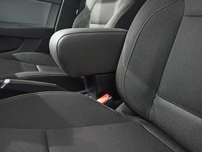 Bracciolo regolabile con portaoggetti per Renault Captur (2020>)