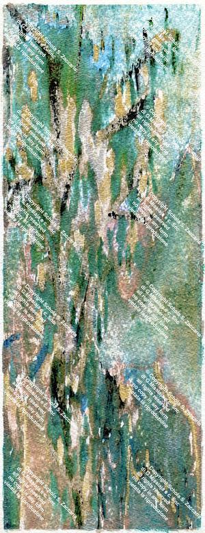 Interpretazione agreste oro-verde
