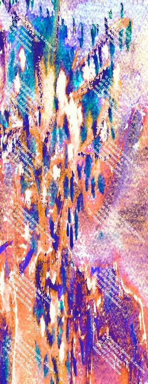 Interpretazione agreste multicolor