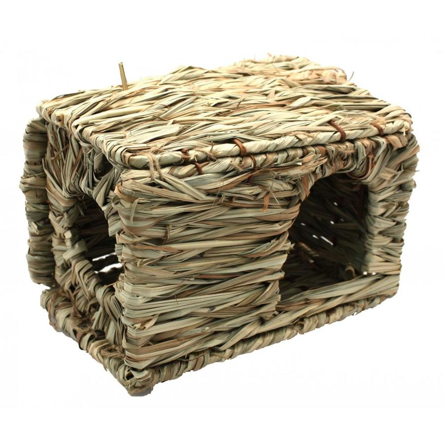 Happy Pet Casetta – Grass Hideaway - Medium