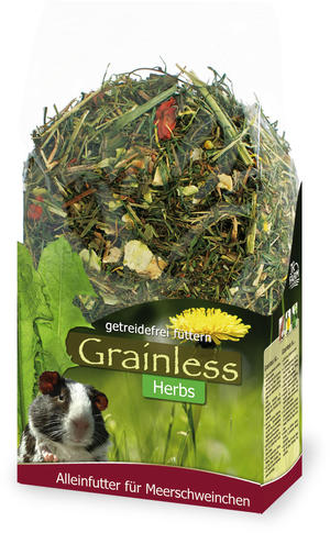 Jr Farm Grainless Herbs Cavie