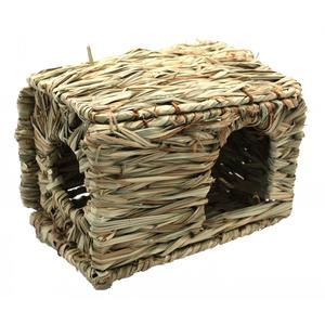 Happy Pet Casetta – Grass Hideaway - Large
