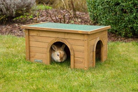 """Kerbl Casetta """"Rodent Cabin Cunnigham XL"""""""
