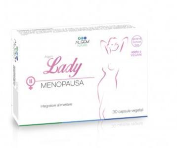Lady menopausa