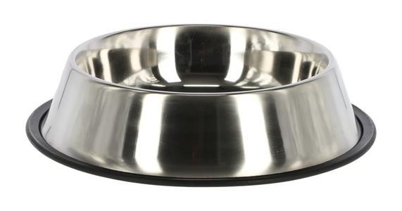 Ciotola in acciaio inox antiscivolo da 2800 ml