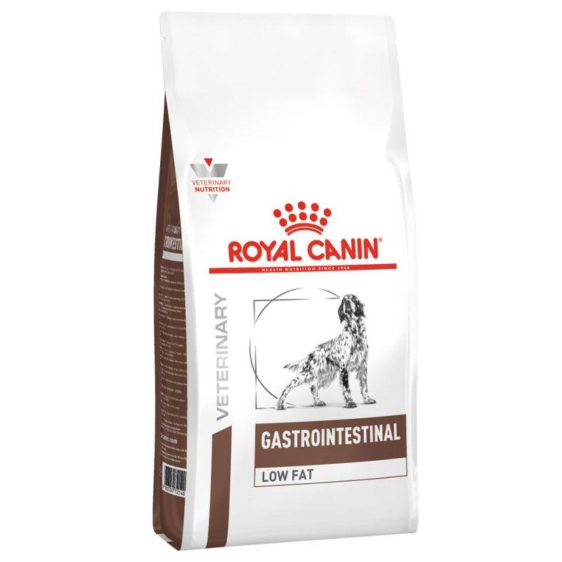 Royal Canin Gastrointestinal Low Fat 1,5 KG Crocchette Croccantini Per Cani