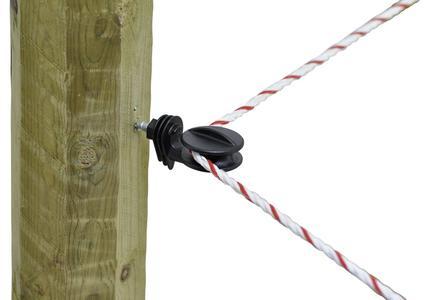 Isolatore angoli SUPER per fili e cavi busta 10 pz