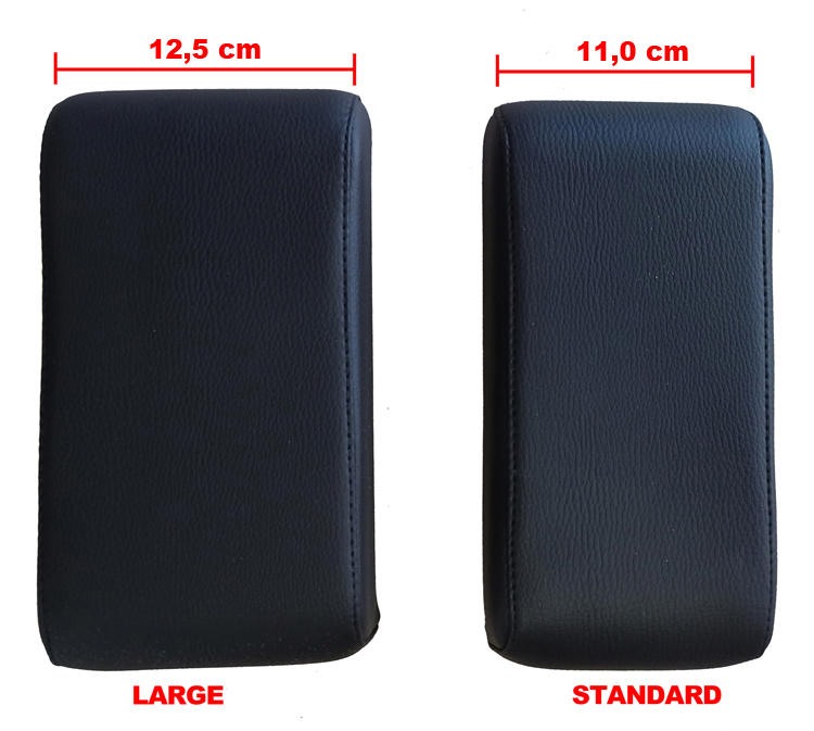 Armrest with storage for Mini Countryman - mod. LARGE