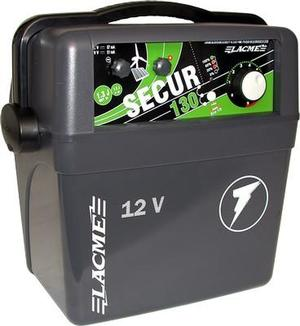 Elettrificatore Lacme Performance Secur130 12 V - 9 V -230 V