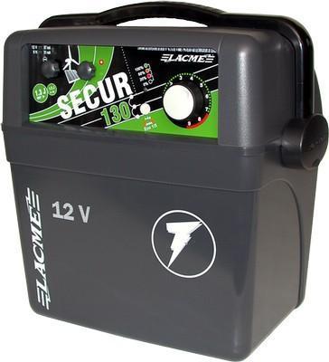 Elettrificatore Lacme Performance Secur130 12 V - 9 V -230 V