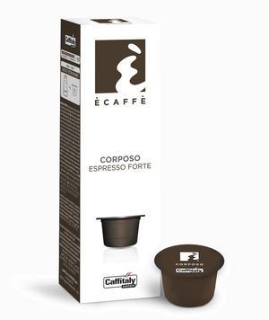 """10 CAPSULE CAFFITALY """"CORPOSO"""""""