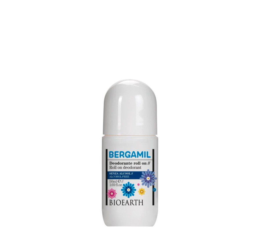 Bioearth - Bergamil deodorante rollon