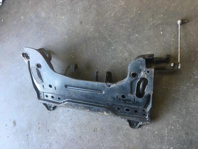 Telaio Avantreno Culla Motore con Barra Stabilizzatrice e Biellette Ford Fusion  - 2S615019