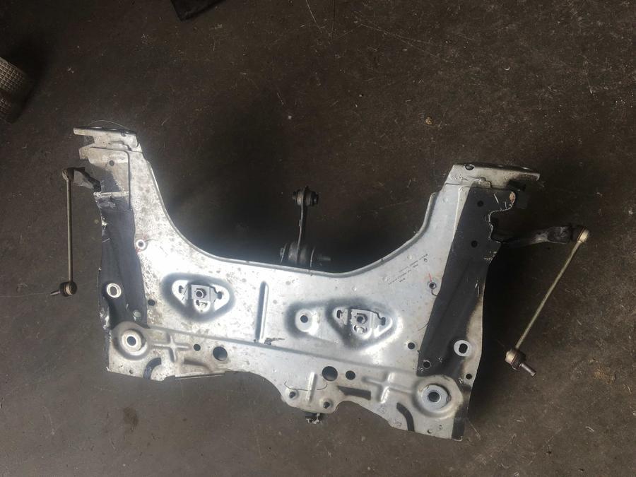 Telaio Avantreno Culla Motore con Barra Stabilizzatrice, Biellette e supporti Renault Clio  - 544017758R 546112239R