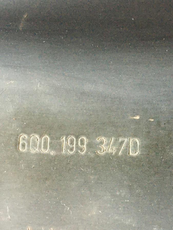 Telaio Avantreno Culla Motore Volkswagen Polo  - 6Q0199347D