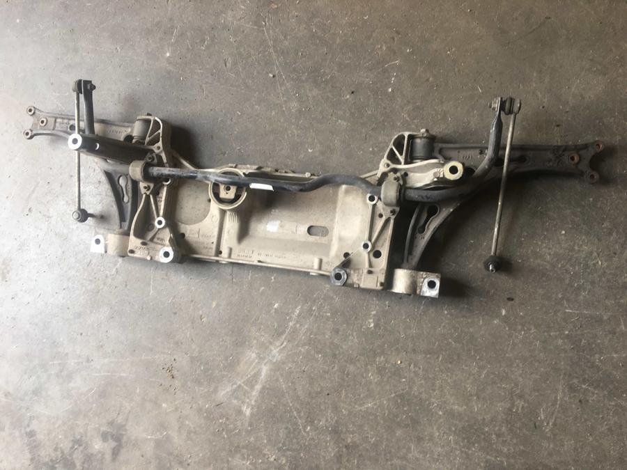 Telaio Avantreno Culla Motore con Barra Stabilizzatrice, Biellette e Bracci Oscillanti Volkswagen Golf 5  - 1K0199369G