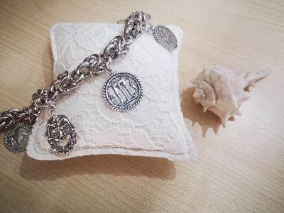 Michele Affidato maglia bizantina