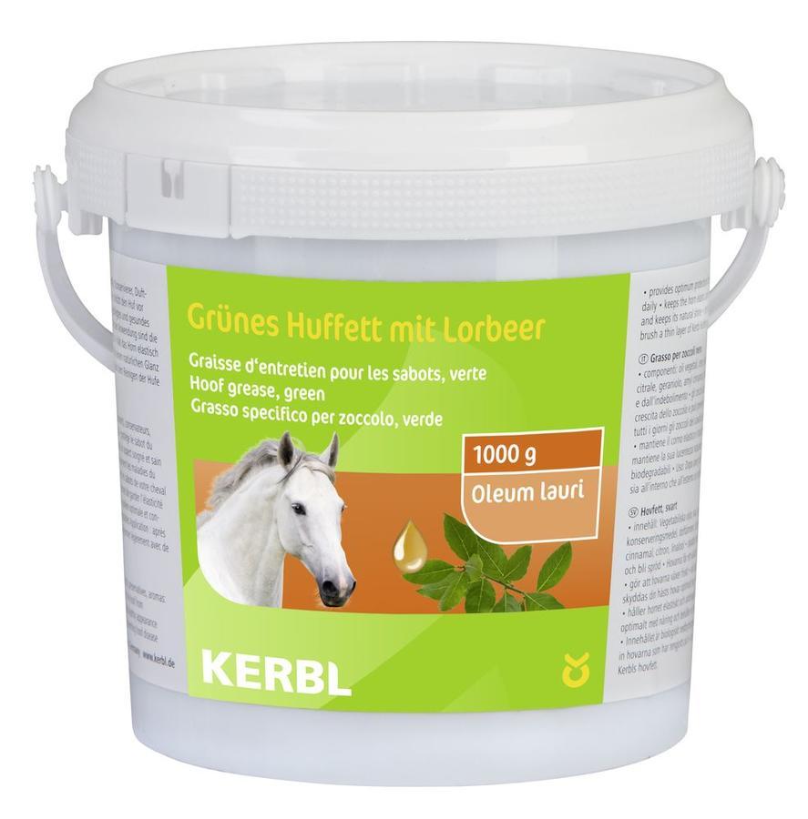 Grasso per zoccoli Verde 1000 ml (1litro)