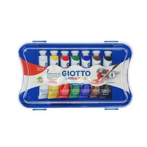 Giotto Fila scatola 7 tubi tempera 12 ml
