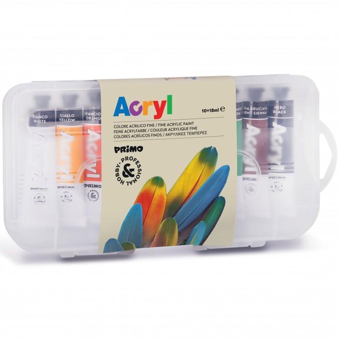 Colore Acrilico Acryl Primo Morocolor - 18 Ml