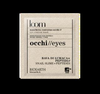 Bioearth - Loom Maschera contorno occhi