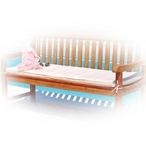 Cuscino per Panca da giardino color ecru Garden CS 54