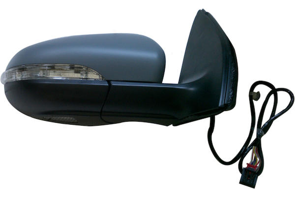 Specchio Retrovisore Destro VolksWagen VW Golf VI 5K0857507AD9B9 / 5K0857507AF9B9 / 5K0857537GRU / 5K0857521
