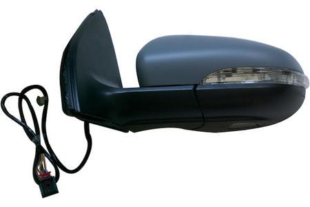 Specchio Retrovisore Sinistro VolksWagen VW Golf VI 5K0857507AD9B9 / 5K0857507AF9B9 / 5K0857537GRU / 5K0857521