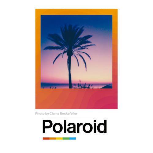 Polaroid I-Type Color Frame