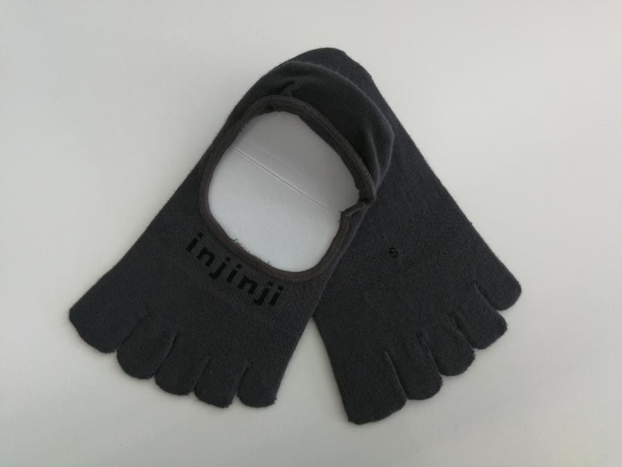 Calzini Injinji Sport Light Weight PED Hidden Black