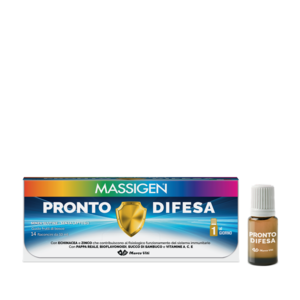 MASSIGEN PRONTO DIFESA - 14 flaconcini ►PROMO◄