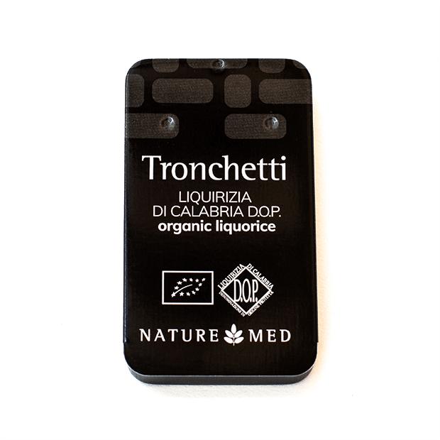 Nature Med - Tronchetti di liquirizia Bio