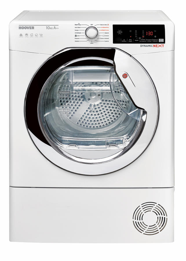 HOOVER ASCIUGATRICE 10KG DXOHY10A2TCEXS-S