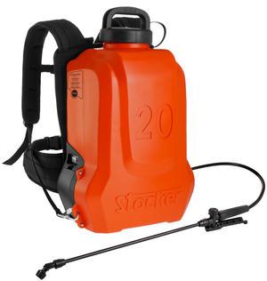 Pompa a Batteria STOCKER 228 ERGO 20 LT con Guarnizioni FPM