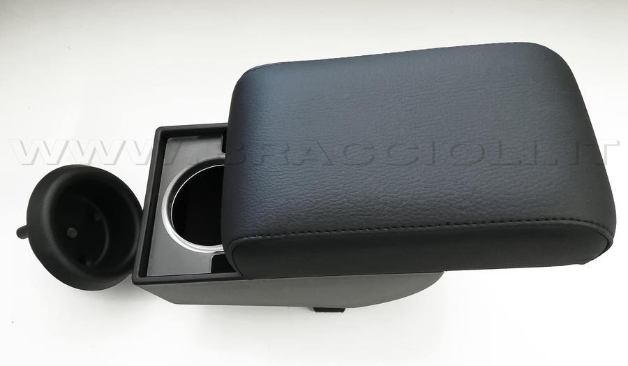 Bracciolo regolabile con portaoggetti per Suzuki Jimny 4 (07/2018>)