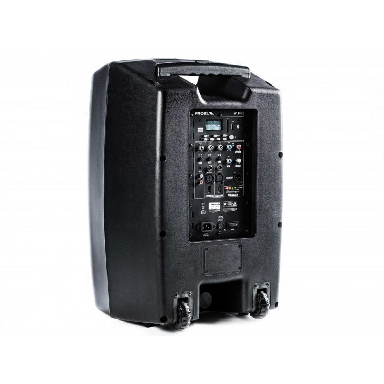 Proel V12FREE + 1 radiomicrofono U24