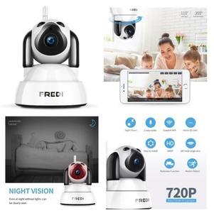 Telecamera di Sorveglianza Wifi YYZ100 Baby Monitor