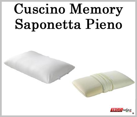 Cuscino Memory Confort Pieno