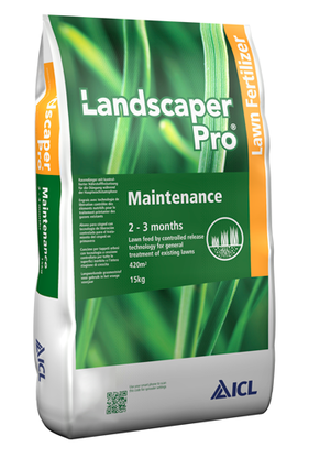 Concime Landscaper Maintenance CRF 20.5.8 Disponibile nei Formati 5-15 Kg