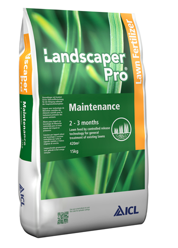 Concime Landscaper Maintenance CRF 20.5.8 Disponibile nei Formati 5-15 Kg