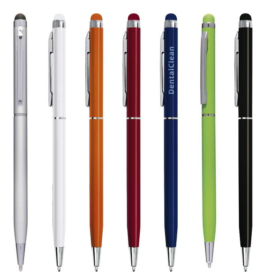 Penna Touch Screen Alluminio Personalizzata PB11163 da 100 pz