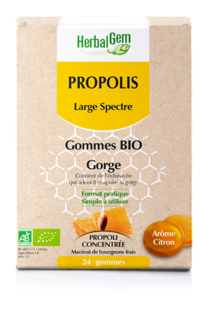 Herbalgem - Propoli Largo spettro gommose bio
