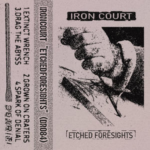 Iron Court - Etched Foresights