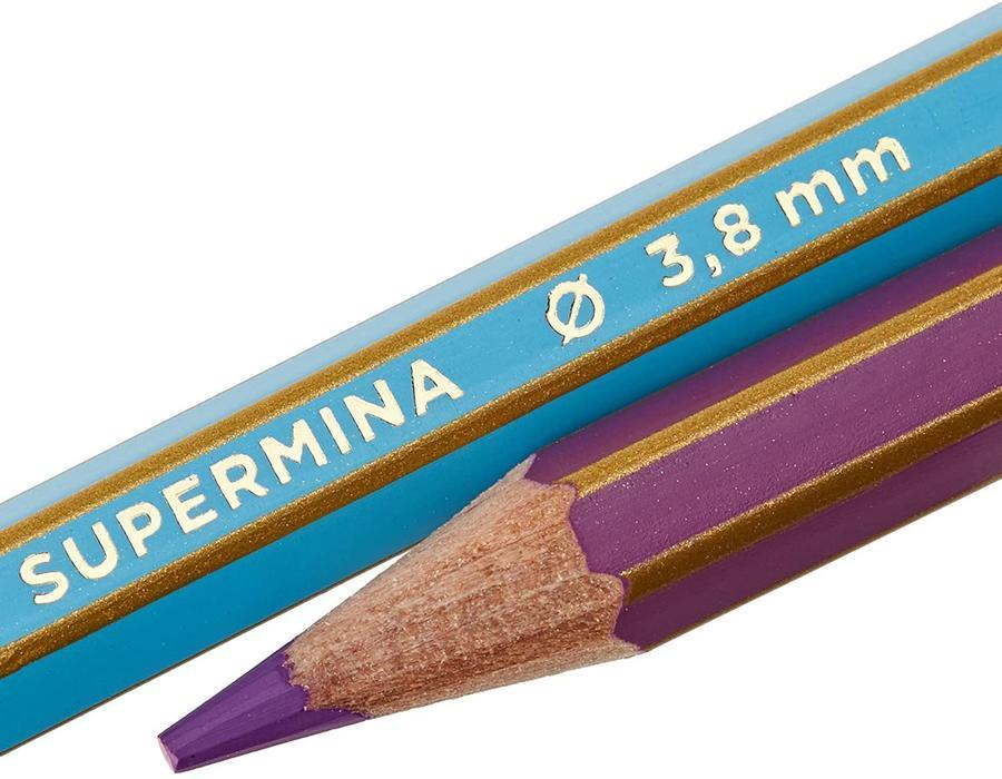 Giotto Supermina 36 pastelli a colori - Fila Group F23590000