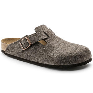 Birkenstock - Boston Wool - Cocoa