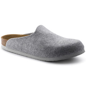 Birkenstock - Amsterdam Felt - Light Grey